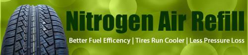 Nitrogen Air Refill